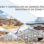 MÁS DE 100.000 M2 CONSTRUIDOS EN PROYECTOS INDUSTRIALES